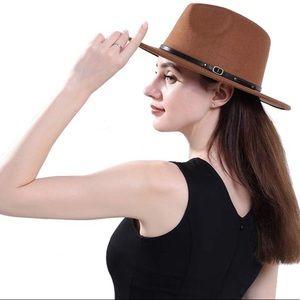 Accessories - Belt Buckle Fedora Hats